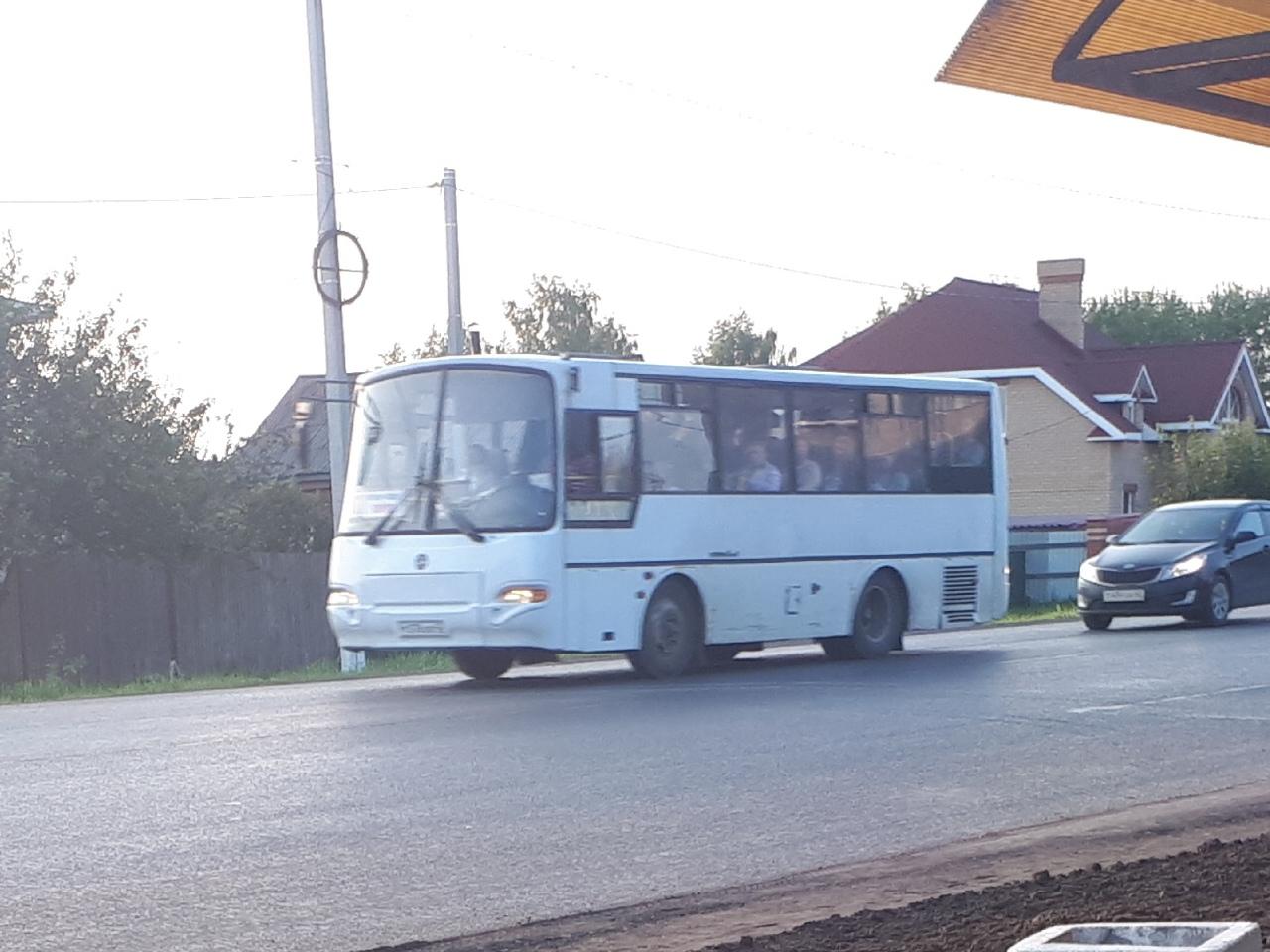 Чепчане пожаловались на новое расписание 113 автобуса