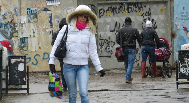 В Кировской области ожидается арктическое вторжение и значительное похолодание
