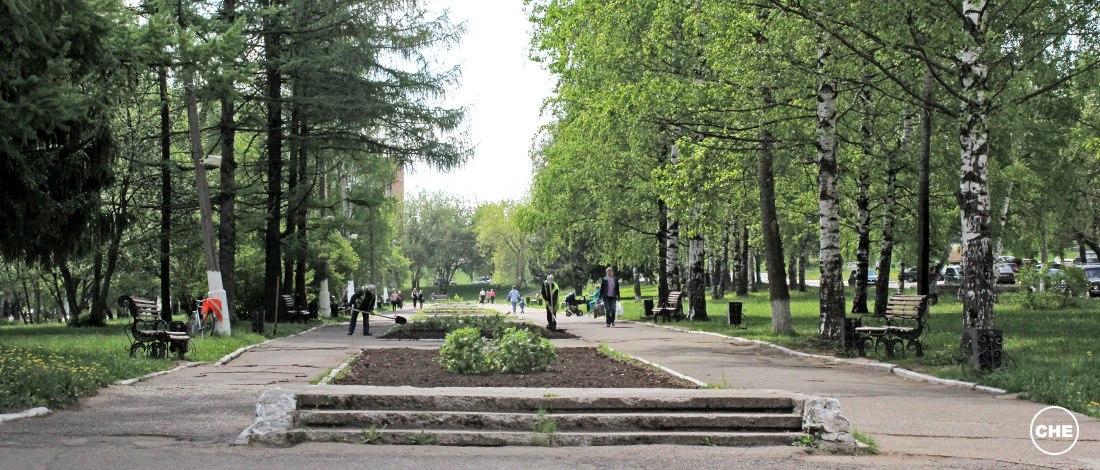"""Проект """"Аллея любви"""" в Чепецке снова поборется за финансирование"""