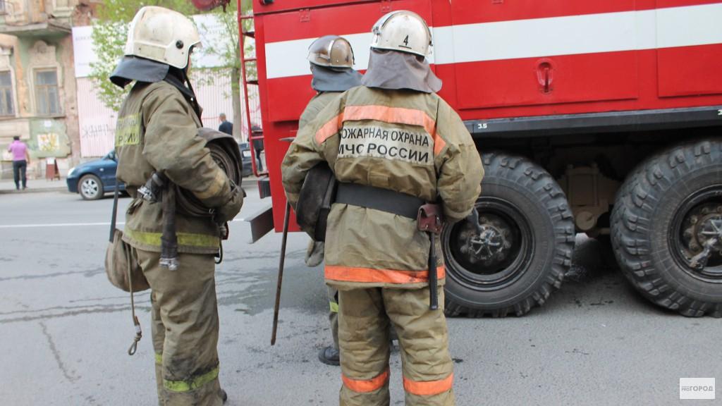В Чепецке сотрудники МЧС 2 раза за день выезжали на ДТП