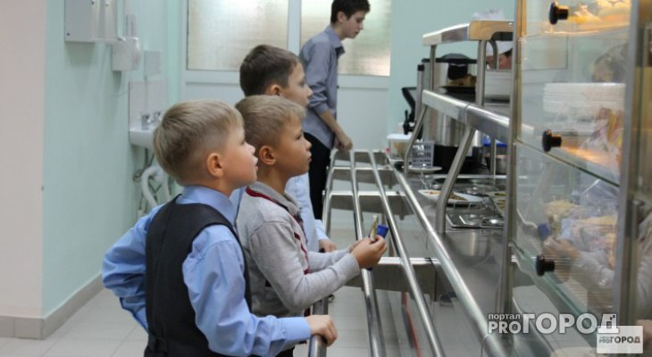В Чепецке школа №  7 может перейти на электронные карты школьников