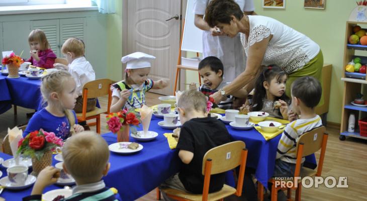 Все дети в Чепецке получили места в детские сады