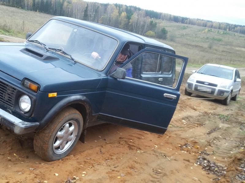 Жители деревень в Чепецком районе не могут дождаться ремонта дороги, за которую сами заплатили