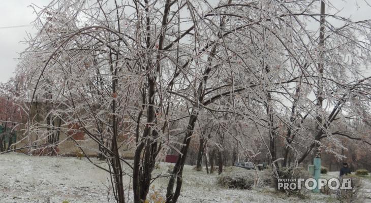 Погода в Кирово-Чепецке: за неделю температура опустится на 13 градусов