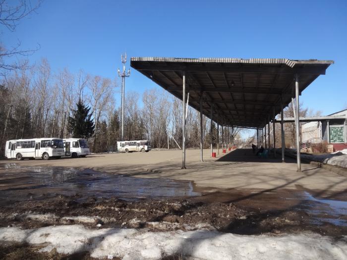 Власти прокомментировали закрытие автовокзала в Чепецке