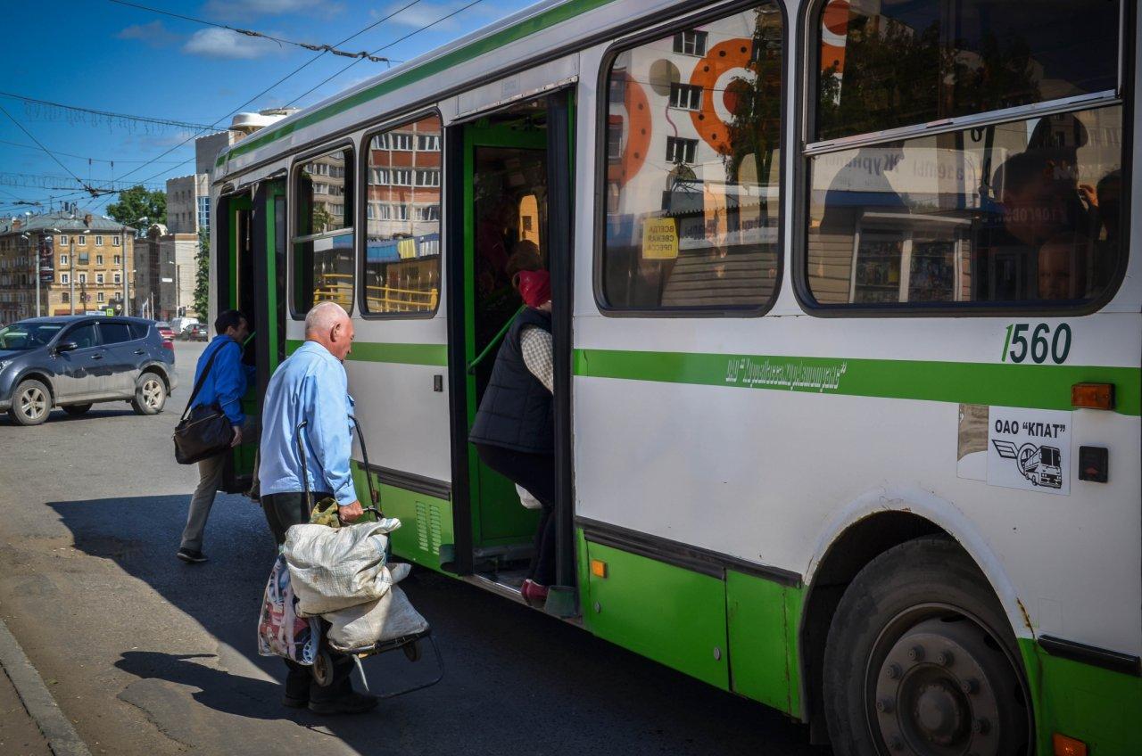 В Кирово-Чепецке проходят проверки общественного транспорта