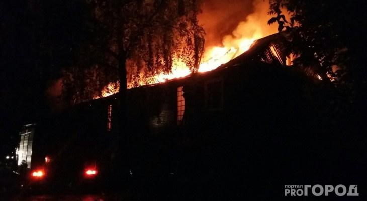Более сотни кировчан погибли в пожарах с начала 2018 года