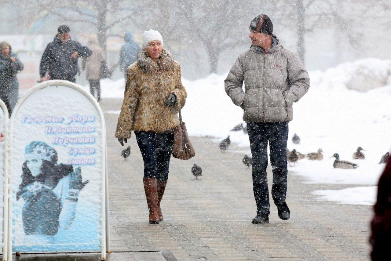 Зима в Чепецке обойдется без сильных морозов: опубликован прогноз на декабрь-январь 2018-2019 года