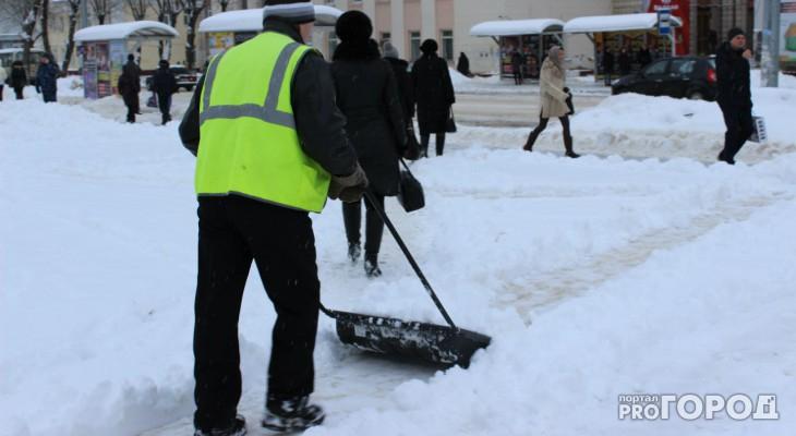 Погода на неделю в Кирово-Чепецке: будет снежно