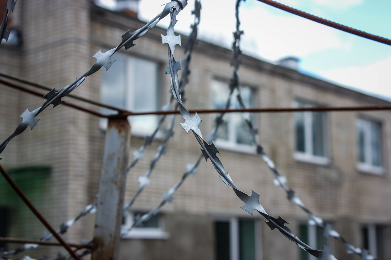 Осужденный украинский журналист страдает от холода в чепецкой колонии