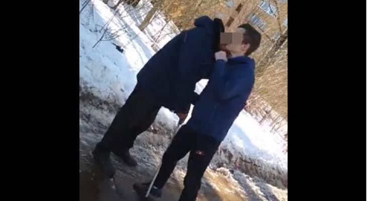 Вынесли приговор чепецким подросткам, жестоко избившим инвалида