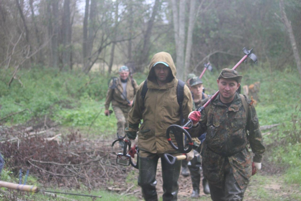 Боец поискового отряда «Кречет» из Чепецка: «Мы подняли останки более 100 солдат»