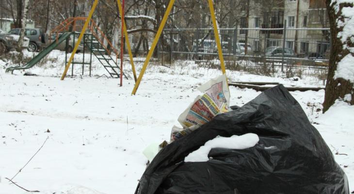 Тариф на мусор в Кировской области: сумма будет установлена в расчете на квадратный метр