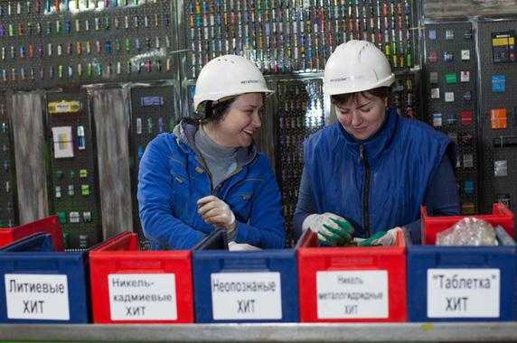 В Кировской области появится завод по утилизации батареек