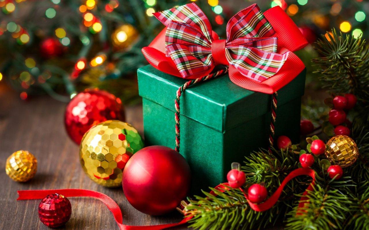 Поздравляем, Вам подарки!