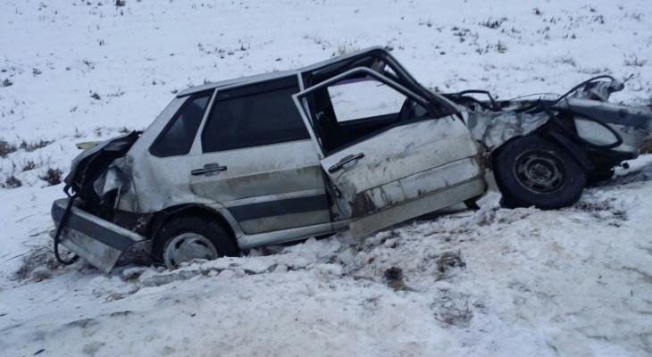 В 2018 году в Кировской области выросло число аварий и пострадавших в них
