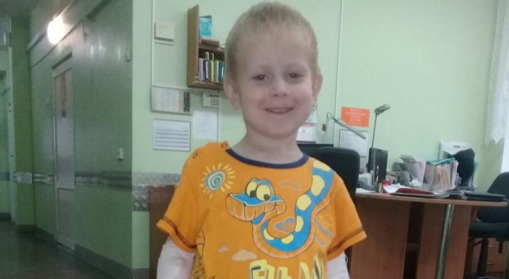 Мошенники наживаются на тяжелой болезни малыша из Кировской области