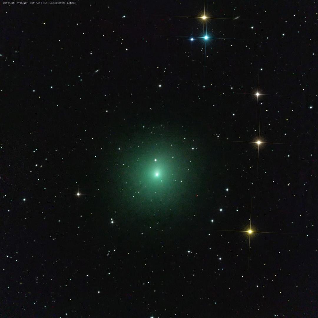 Жители Кировской области смогут невооруженным глазом наблюдать за кометой