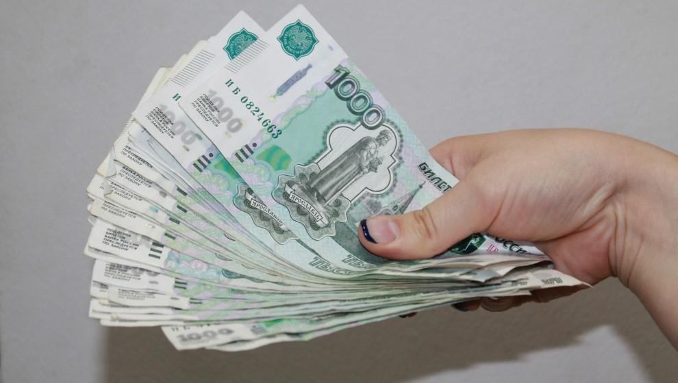Госдума приняла законопроект о повышении МРОТ с 1 января