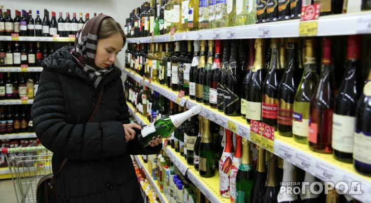 В Кирово-Чепецке ожидается дефицит иностранного алкоголя