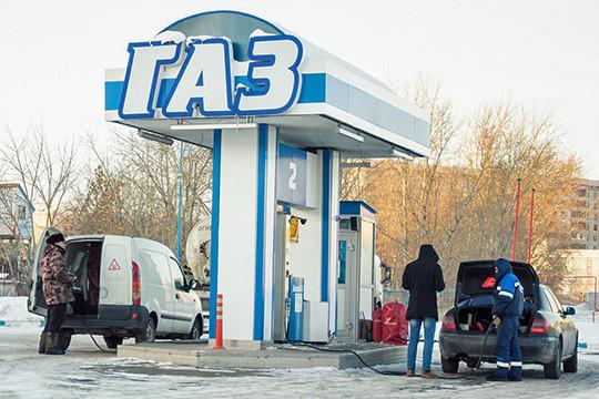 В Кирово-Чепецке построят новую газовую заправку