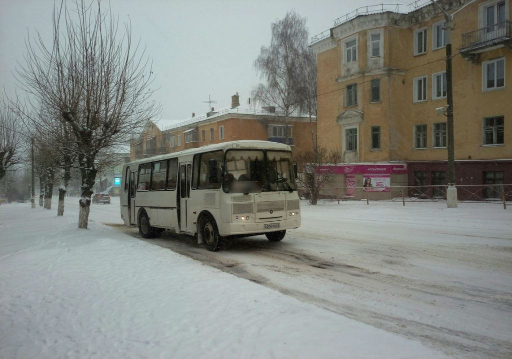 Стало известно, как в новогоднюю ночь будут ездить автобусы в Чепецке