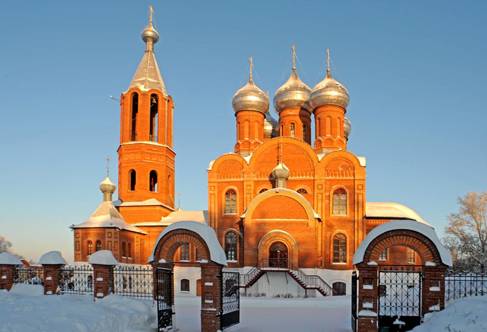 Опубликовано расписание рождественских богослужений в храмах Кирово-Чепецка