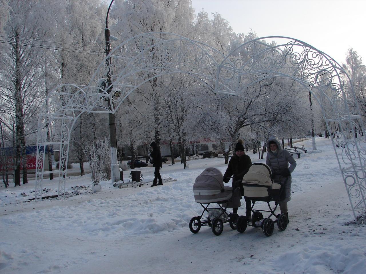 Наступающая неделя в Кирово-Чепецке будет морозной и снежной