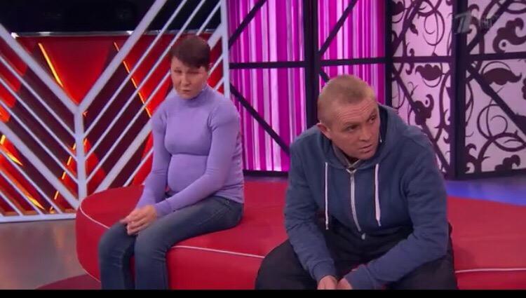 Кировчанка, родившая в доме для бомжей, пришла на Первый канал