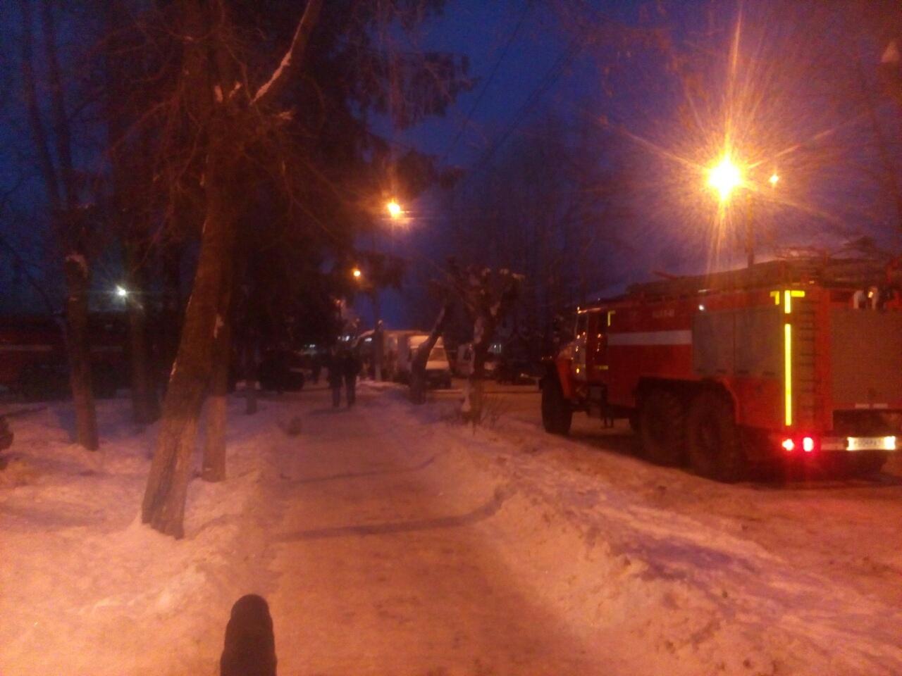В Кировской области в пожаре погиб годовалый ребенок