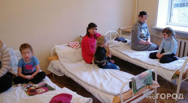 Первого в Кировской области ребенка, заболевшего свиным гриппом, выписали