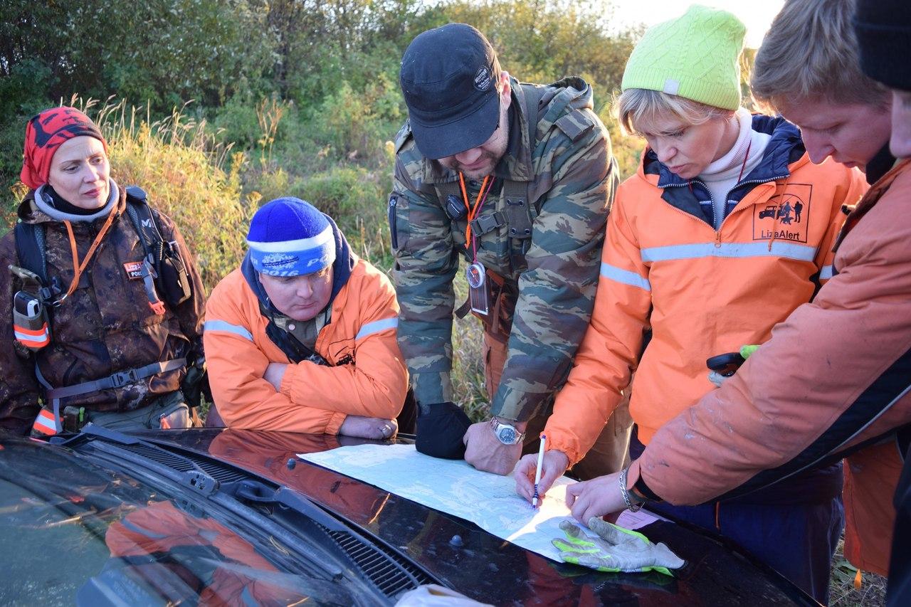 Отряд «Лиза Алерт» набирает новых волонтеров в Кирово-Чепецке