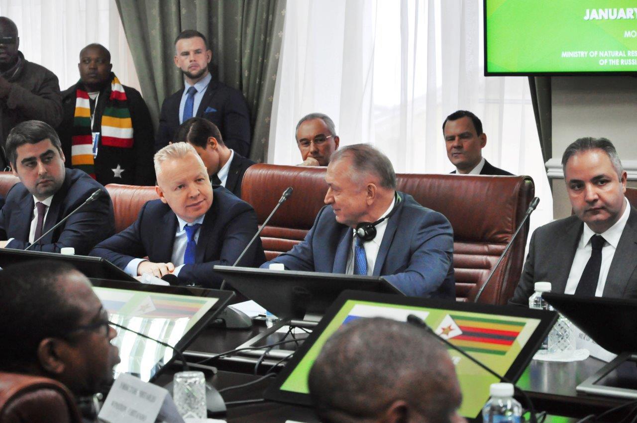 Бизнес-форум Россия – Зимбабве продемонстрировал взаимный интерес в развитии двусторонних отношений