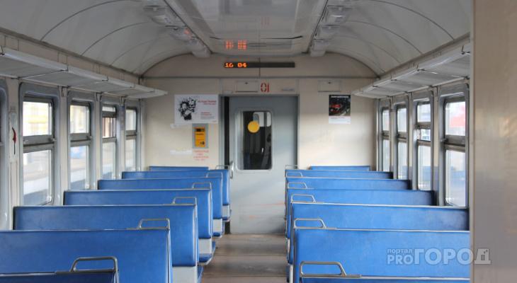 В феврале стоимость проезда в электричках Кировской области увеличится