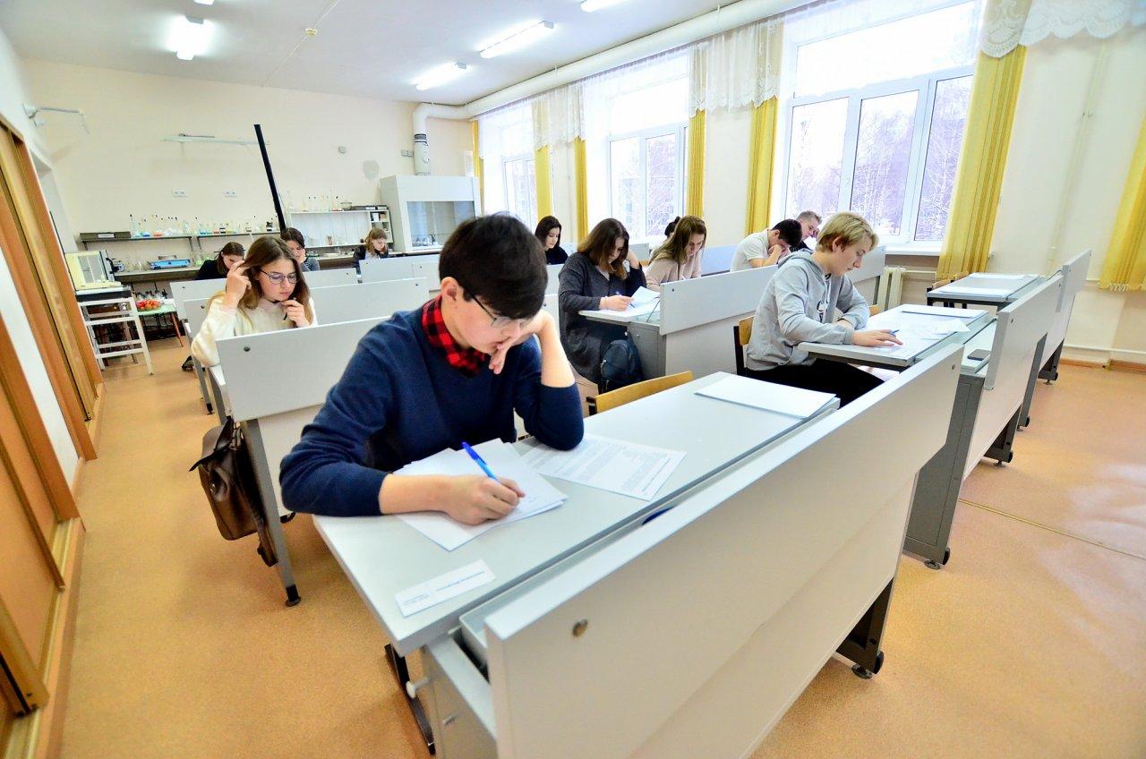 «УРАЛХИМ» провел в Кирово-Чепецке олимпиады среди школьников