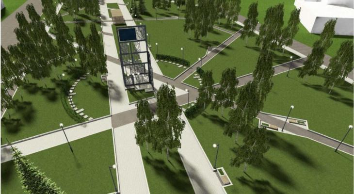 Чепчане обсудят благоустройство центральной части города и нового парка
