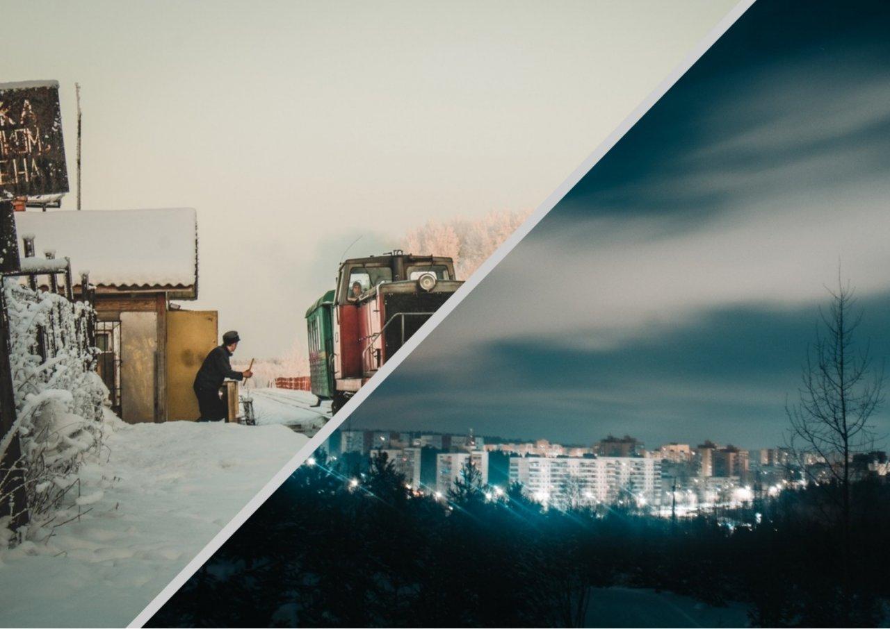 9 фотографий красивого Кирово-Чепецка от 16-летнего фотографа