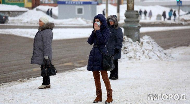 В Кирово-Чепецке один человек заболел гонконгским гриппом