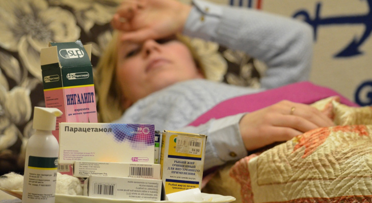 В Кировской области резко выросла заболеваемость ОРВИ