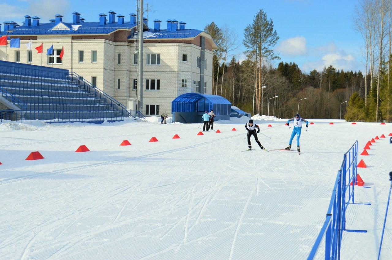 В Перекопе на лыжном комплексе  сделали контрольно-пропускной пункт