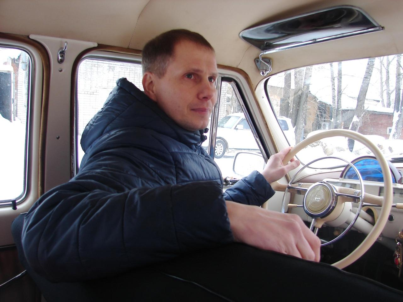 Коллекционер ретроавтомобилей из Кирово-Чепецка мечтает создать музей