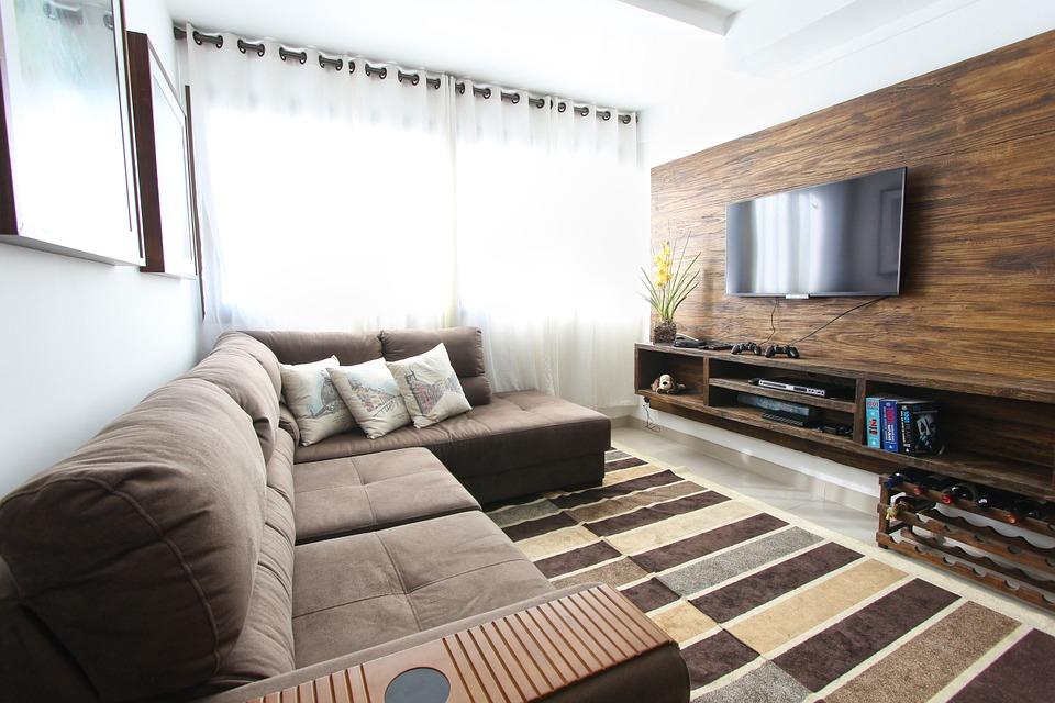 Живете в маленькой квартире? Есть 4 способа визуально расширить пространство и уместить мебель