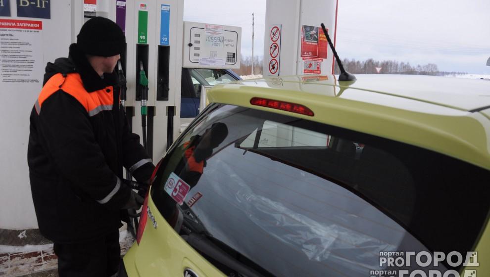 Более 11 процентов отобранного Роскачеством бензина оказались некачественными: чепецкие заправки ждут проверки