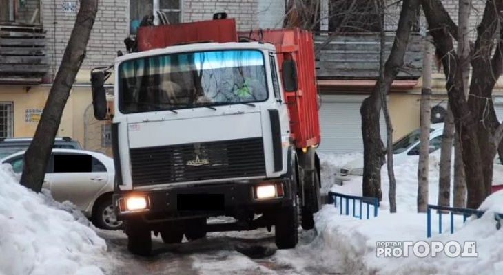 В Чепецке по решению суда закрыли предприятие поперегрузке твердых коммунальных отходов