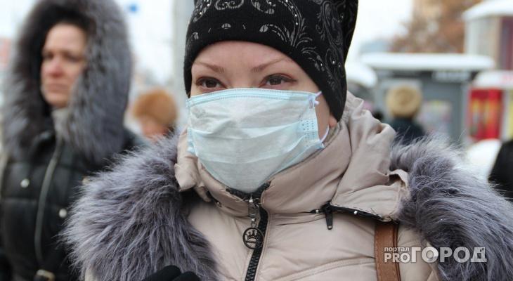 В Кировской области зафиксировано 16 случаев заражения гонконгским гриппом