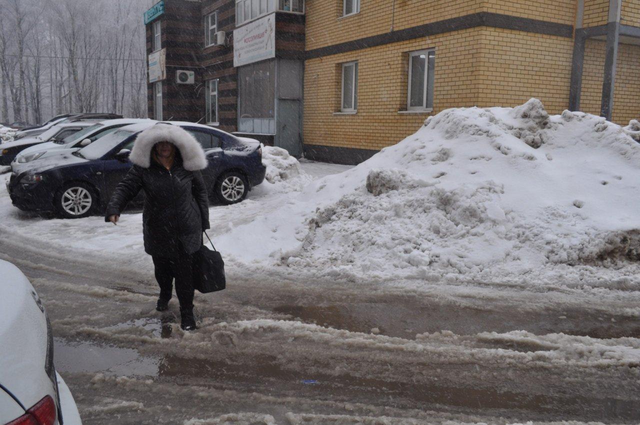Чепчан ждут теплые и снежные выходные