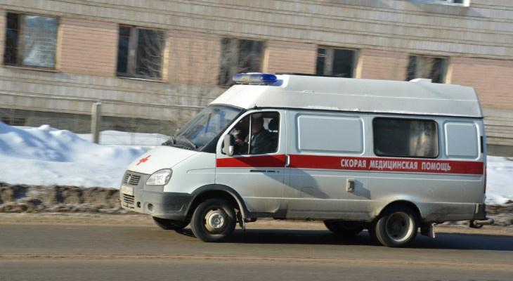 В Чепецке в автобусе № 1 умер мужчина