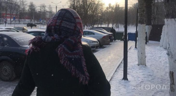 Облачность и небольшой снег: какая погода ожидается в Кирово-Чепецке на неделе