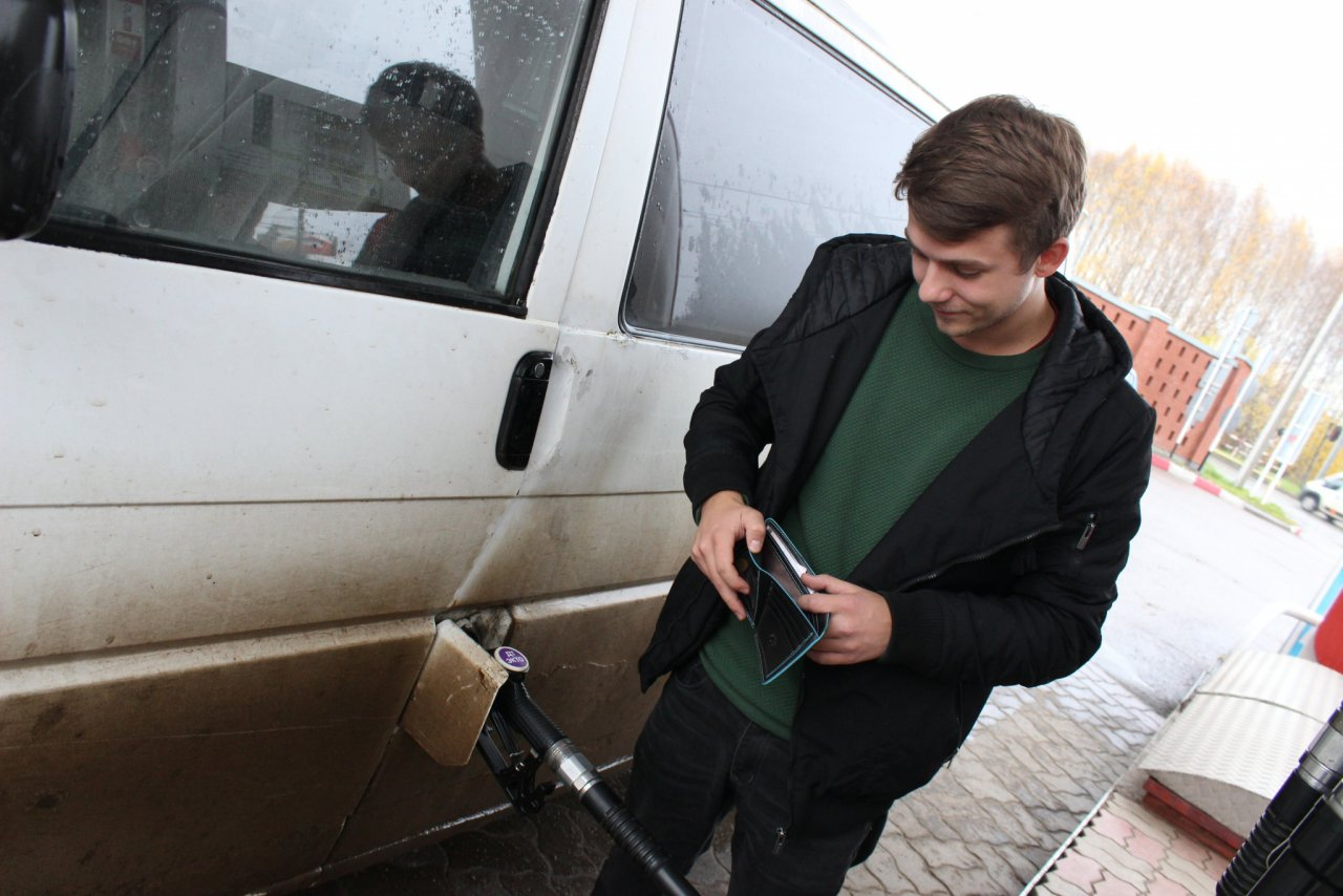 Кировская область попала в антирейтинг регионов по доступности бензина