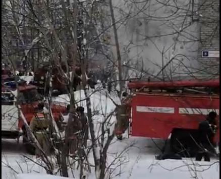 Стали известны подробности пожара на улице Красноармейской в Чепецке